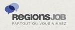 Site de recherche d'emploi par région