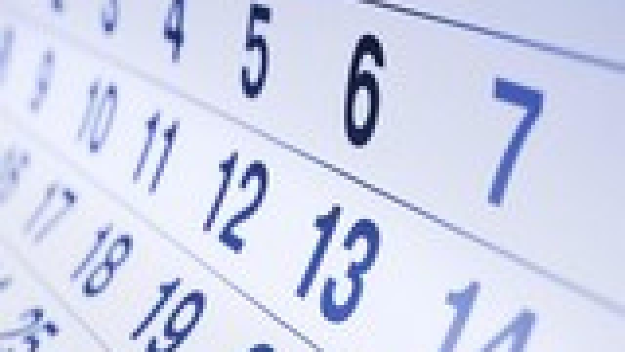 Calendrier RSA : Date de paiement du RSA en 2020