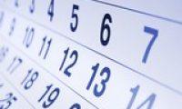 rsa calendrier